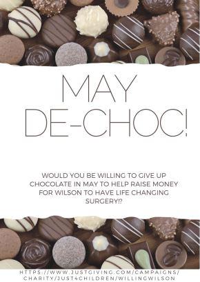 MAY DE-CHOC!